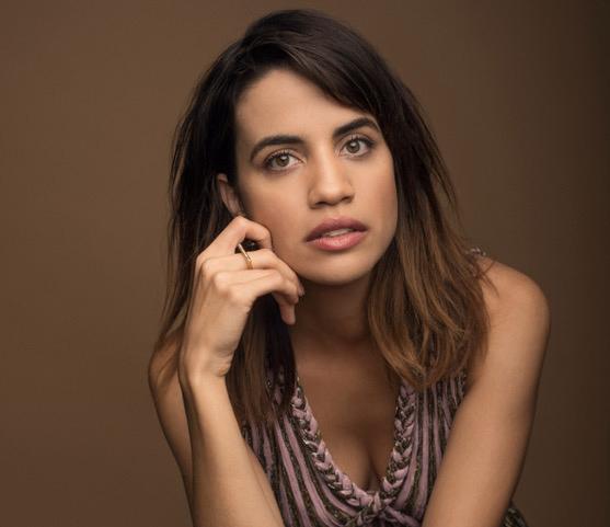 A film írója, rendezője és egyik főszereplője, Natalie Morales (fotó: Berlinale)