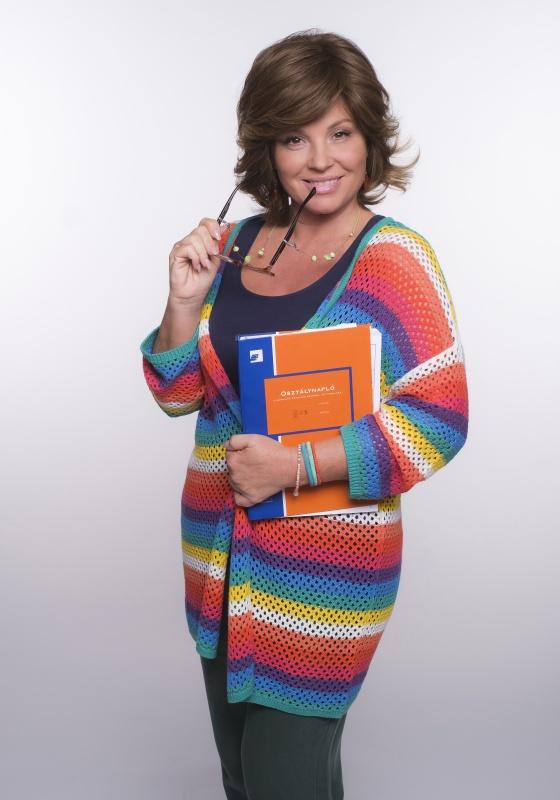 Liptai Claudia A tanár sorozatban