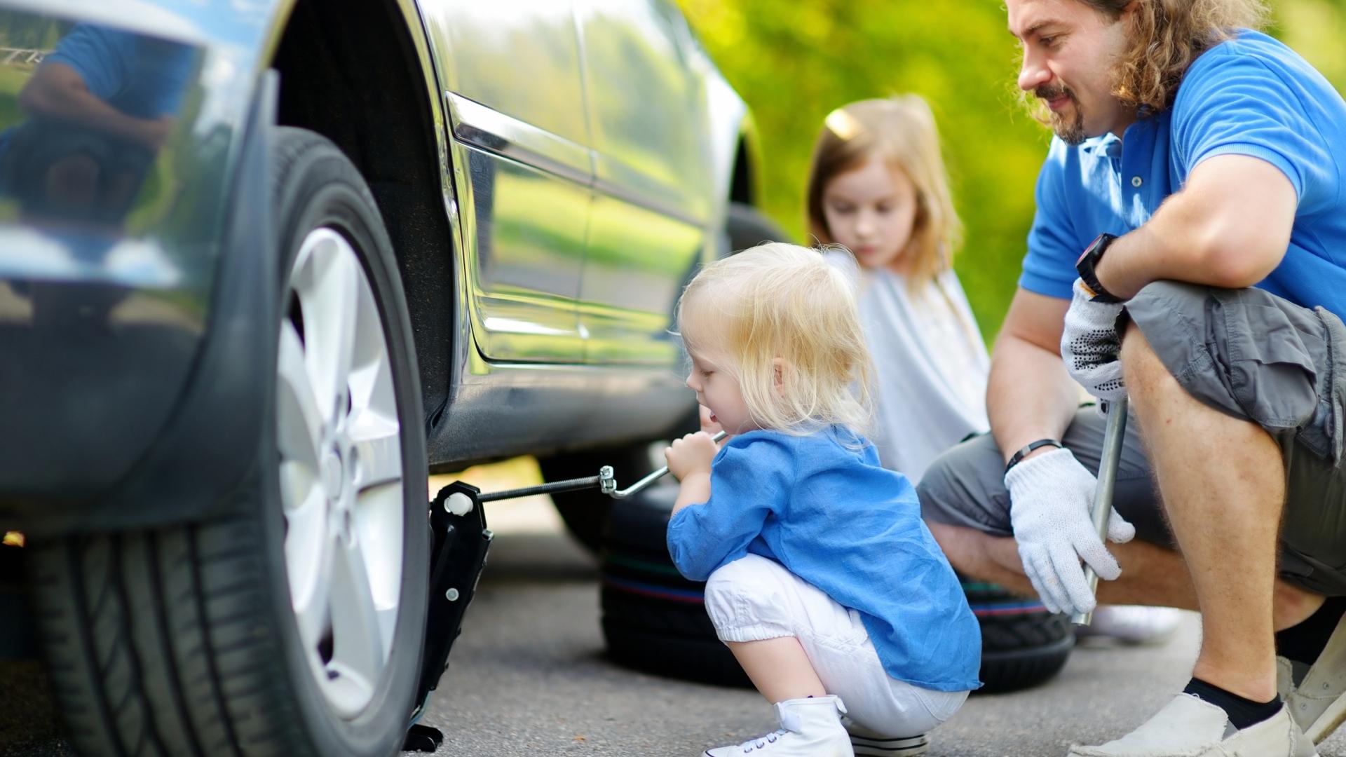 Jó tanácsok lányos apáknak