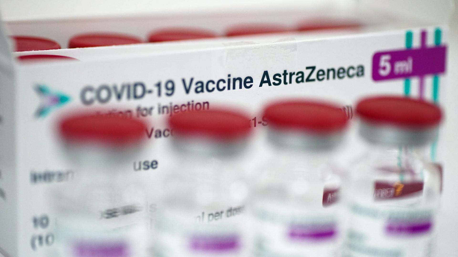 AstraZeneca koronavírus-vakcina