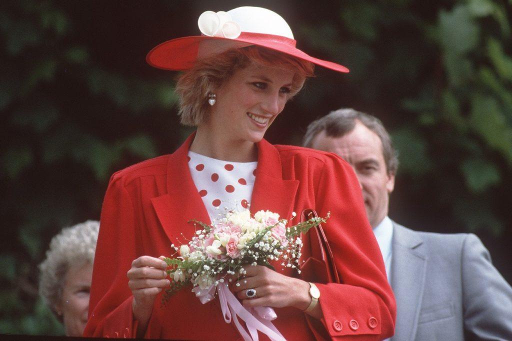 Diana hercegnő és testőre Barry Mannakee 1987-ben (Fotó: profimedia)