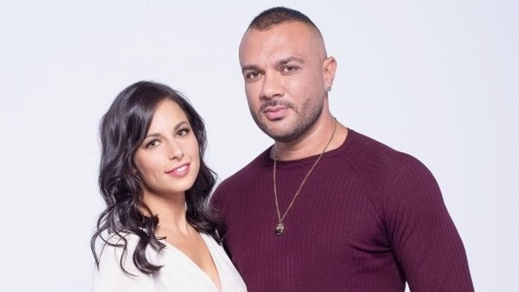 Gáspár Laci és felesége