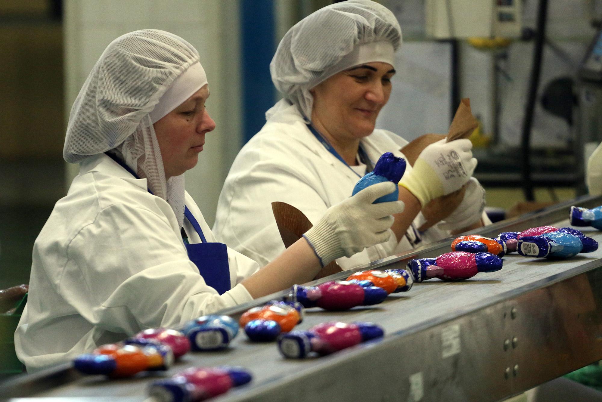 Nestlé-gyár DIósgyőrben