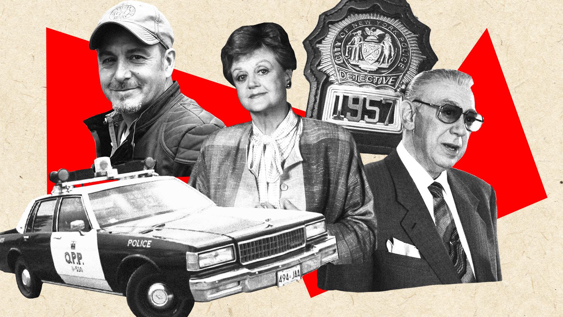 Tévés nyomozók, akik a szerepükben ragadtak
