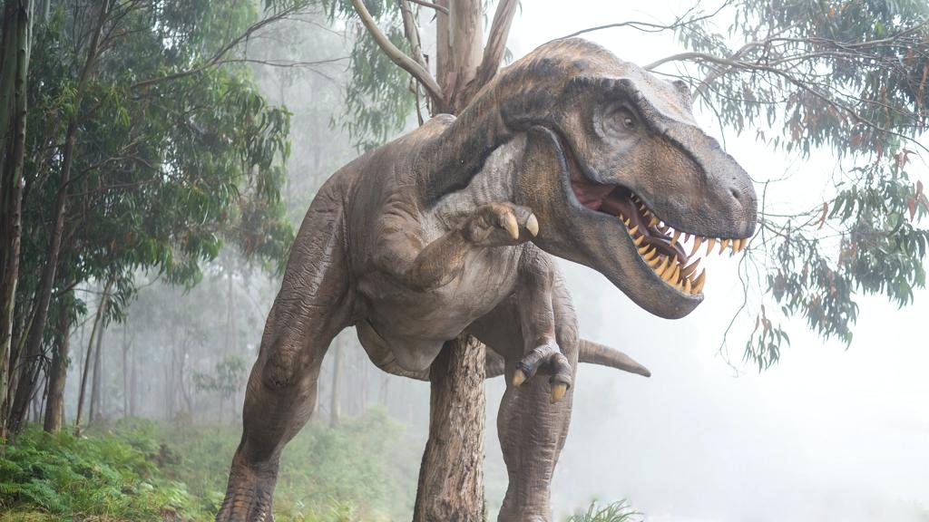 Dinoszaurusz park nyílik Siófokon