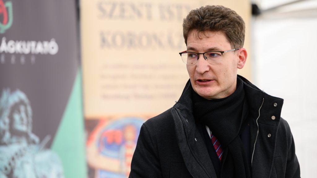 Cser-Palkovics András, Székesfehérvár polgármestere.