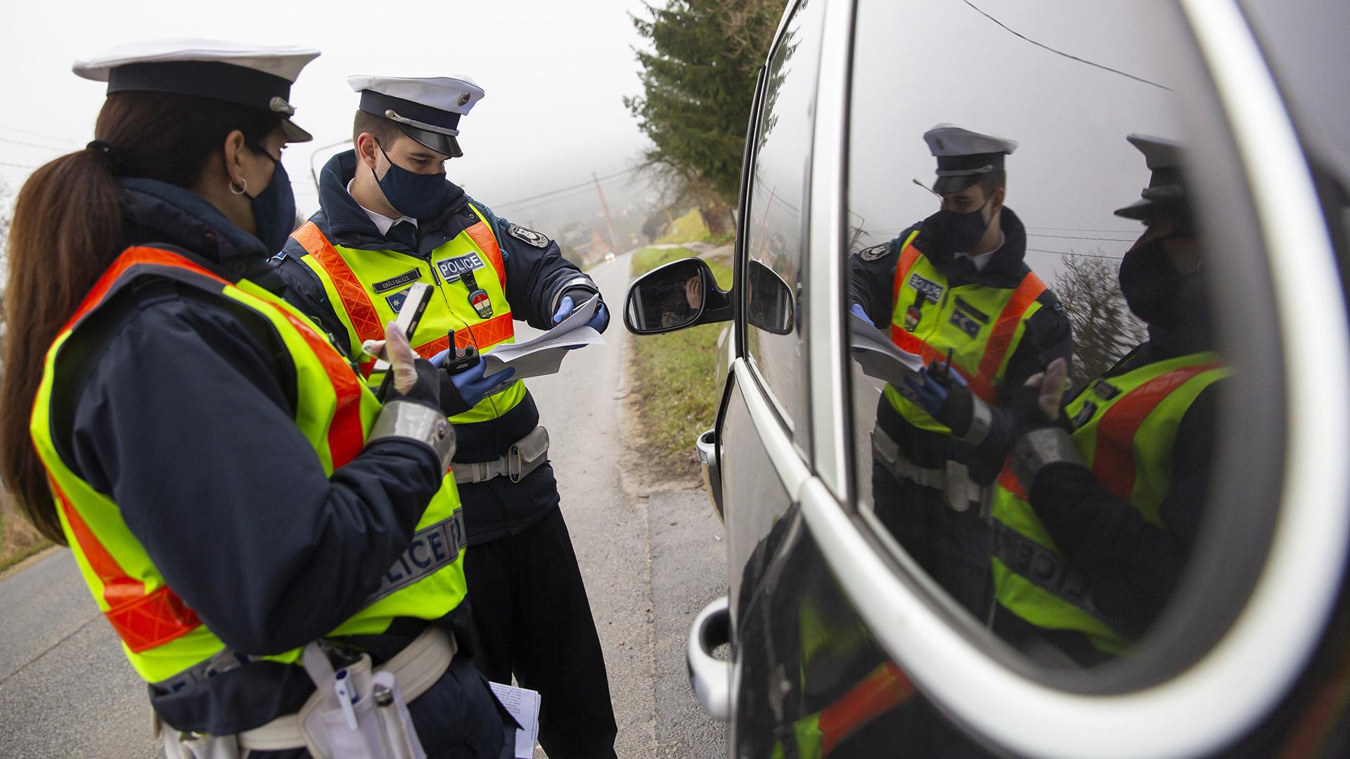 Közlekedésbiztonsági ellenőrzés