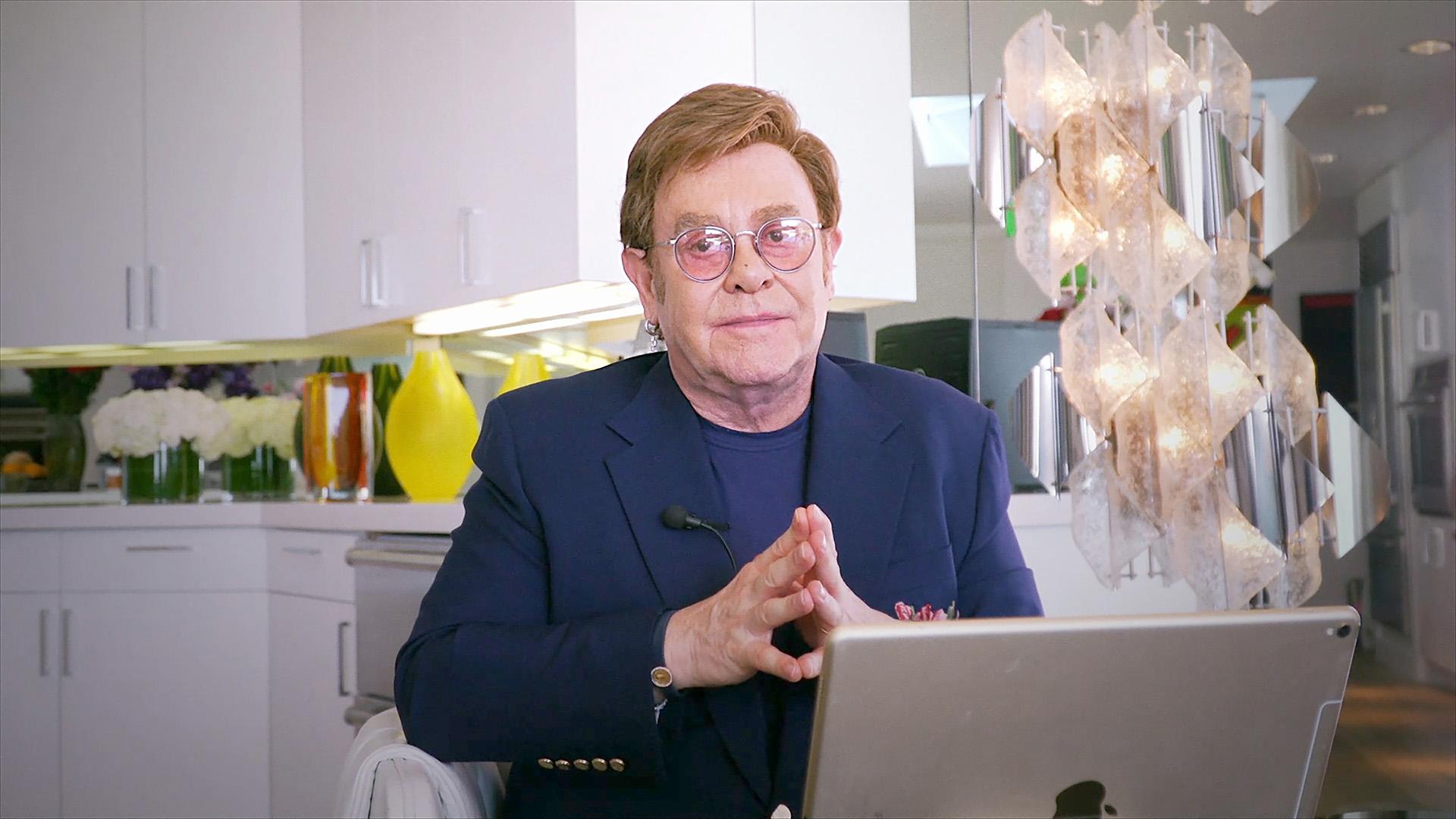 Elton John téged is meghívott az Oscar-partijára