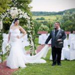 Emilio és Tina különleges, több napos esküvőt tartottak, nagy bulit csaptak 2011 nyarán