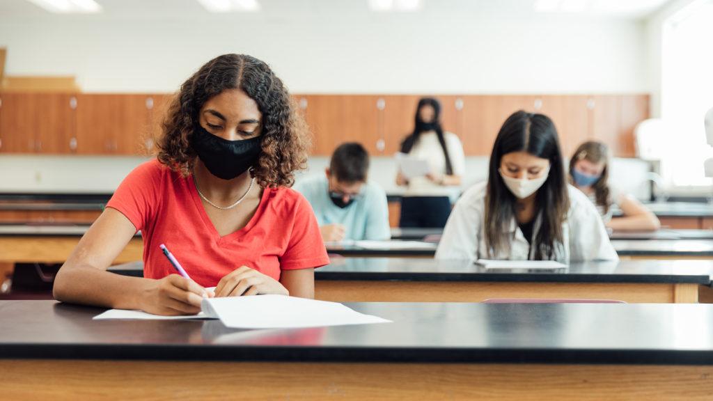 Akár védettek a tanárok, akár nem, megtartják az érettségit