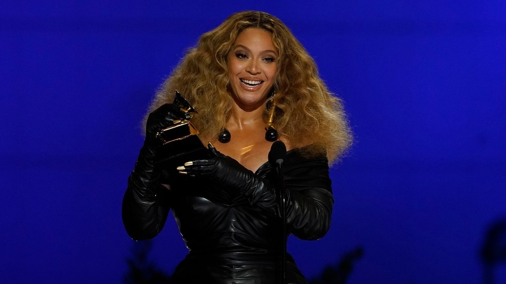 Beyoncé történelmet írt