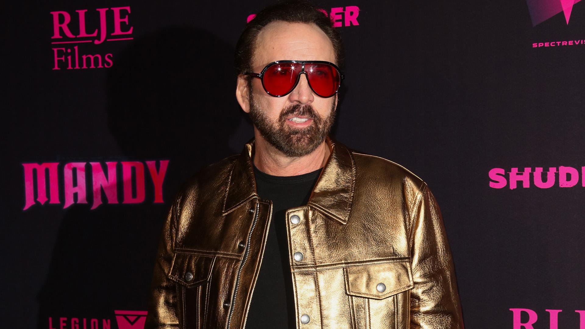 Nicolas Cage a stílusikon