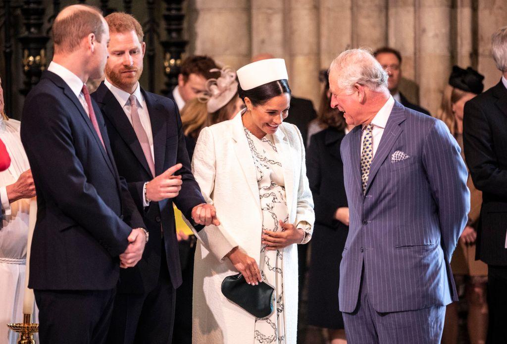 Károly herceg és Meghan Markle