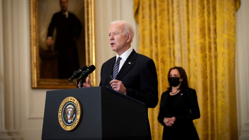 Joe Biden, USA,