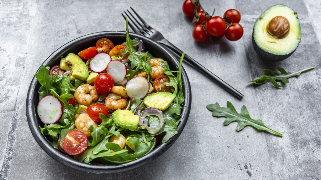Saláta retekkel