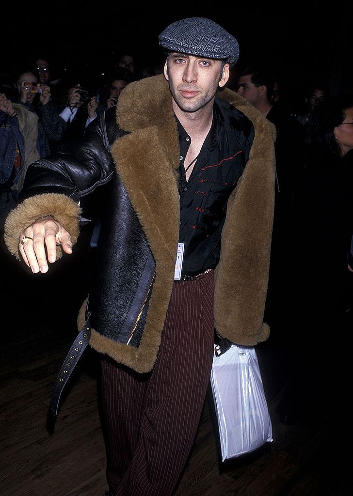 Hol lehet ilyen kabátot venni? (Photo by Ron Galella, Ltd./Ron Galella Collection via Getty Images)