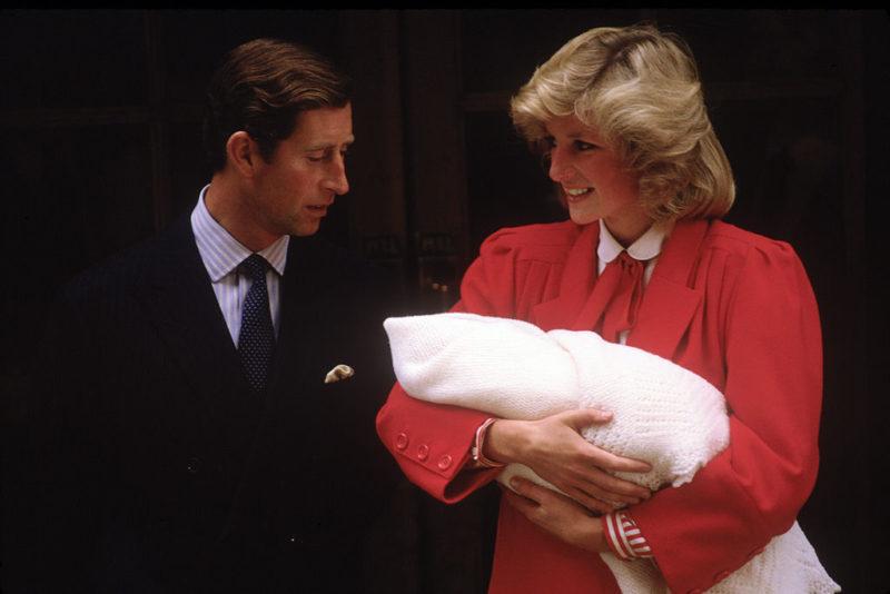 Diana Károly és Harry