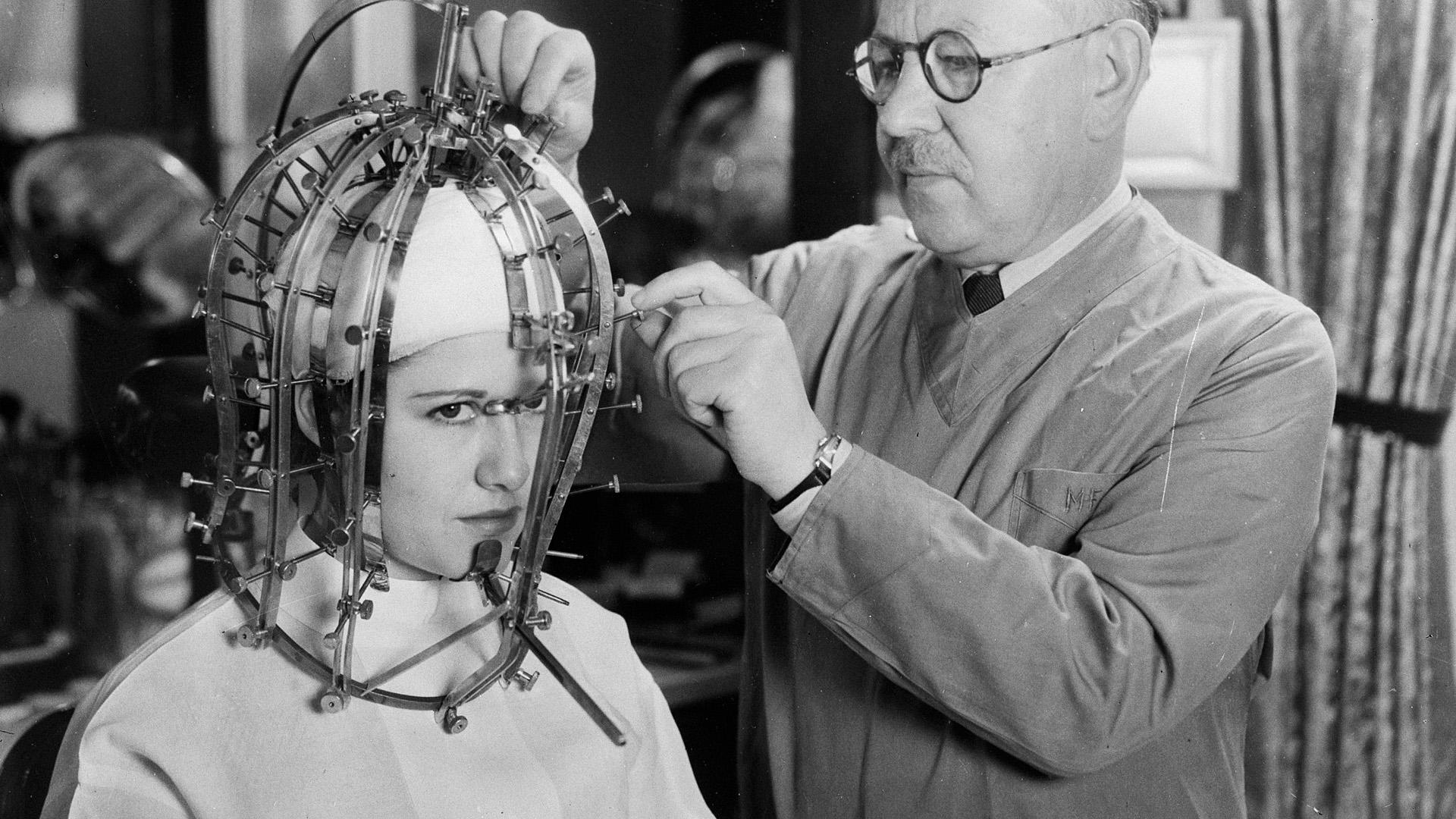 Kínzókamrára hajaznak a retro szépségszalonok