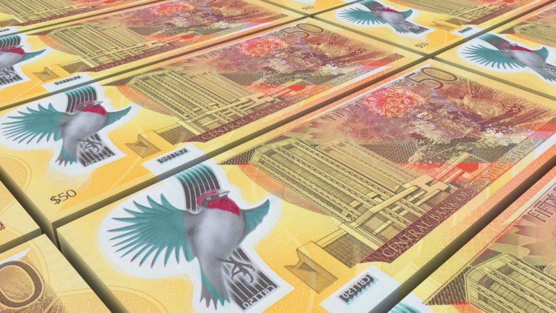 Trinidad és Tobago, 50 dollár