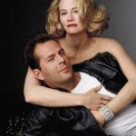 Bruce Willis és Cybill Shepherd