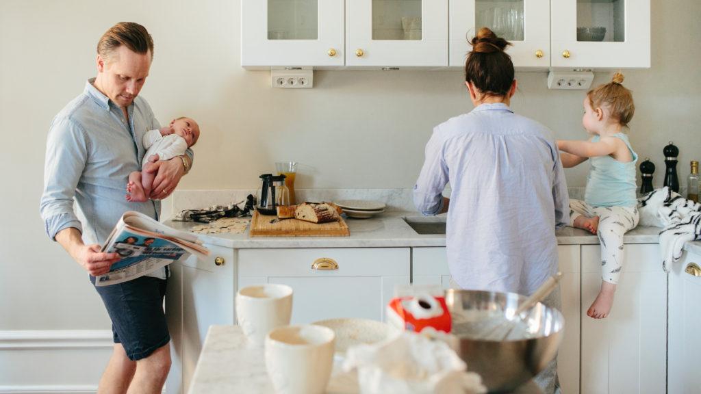 A svédek a legelégedettebb szülők