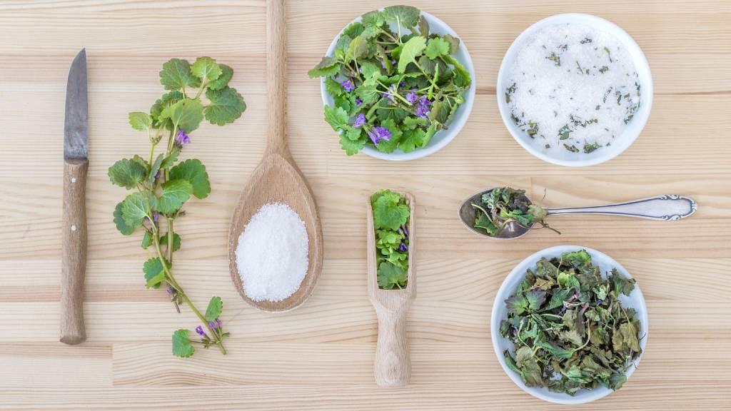 gyógynövények sók