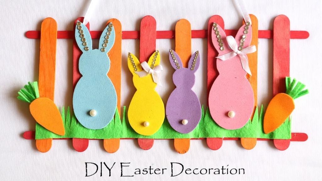 Készíts a gyerekkel együtt húsvéti dekorációt