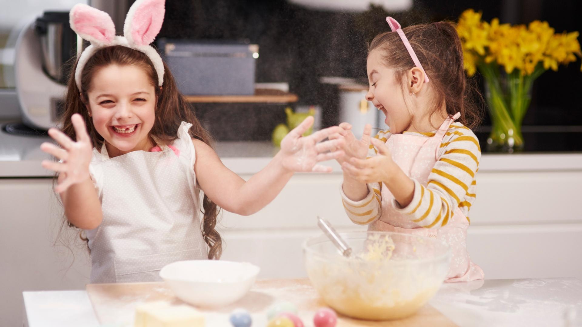Süsd meg a húsvéti bögrés sütiket