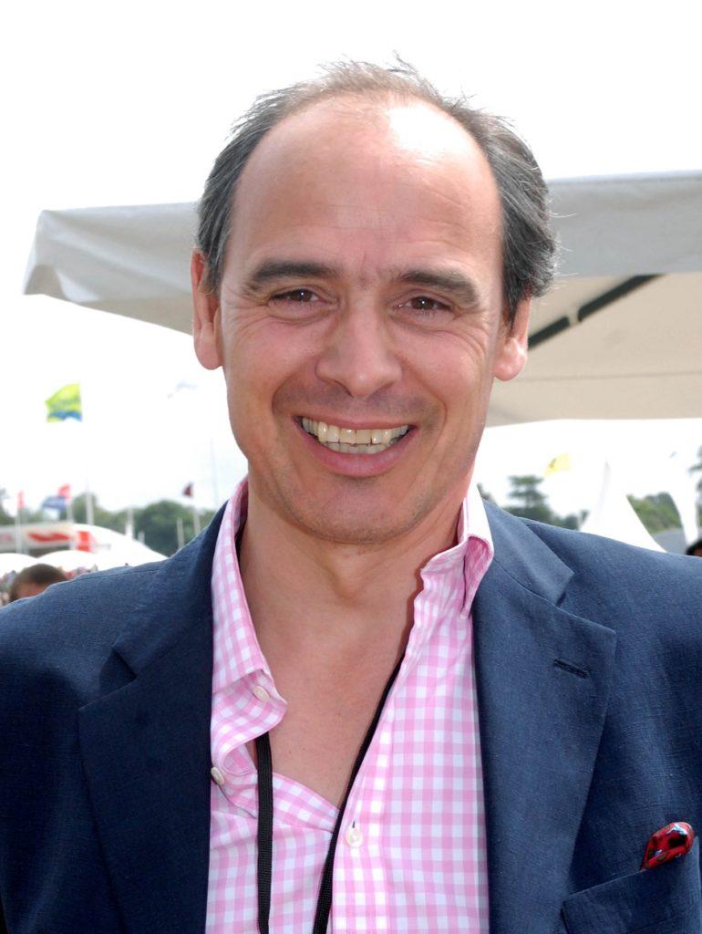 James Gilbey a Cartier Style Et Luxe című rendezvényén, 2006-ban (Fotó: Profimedia)