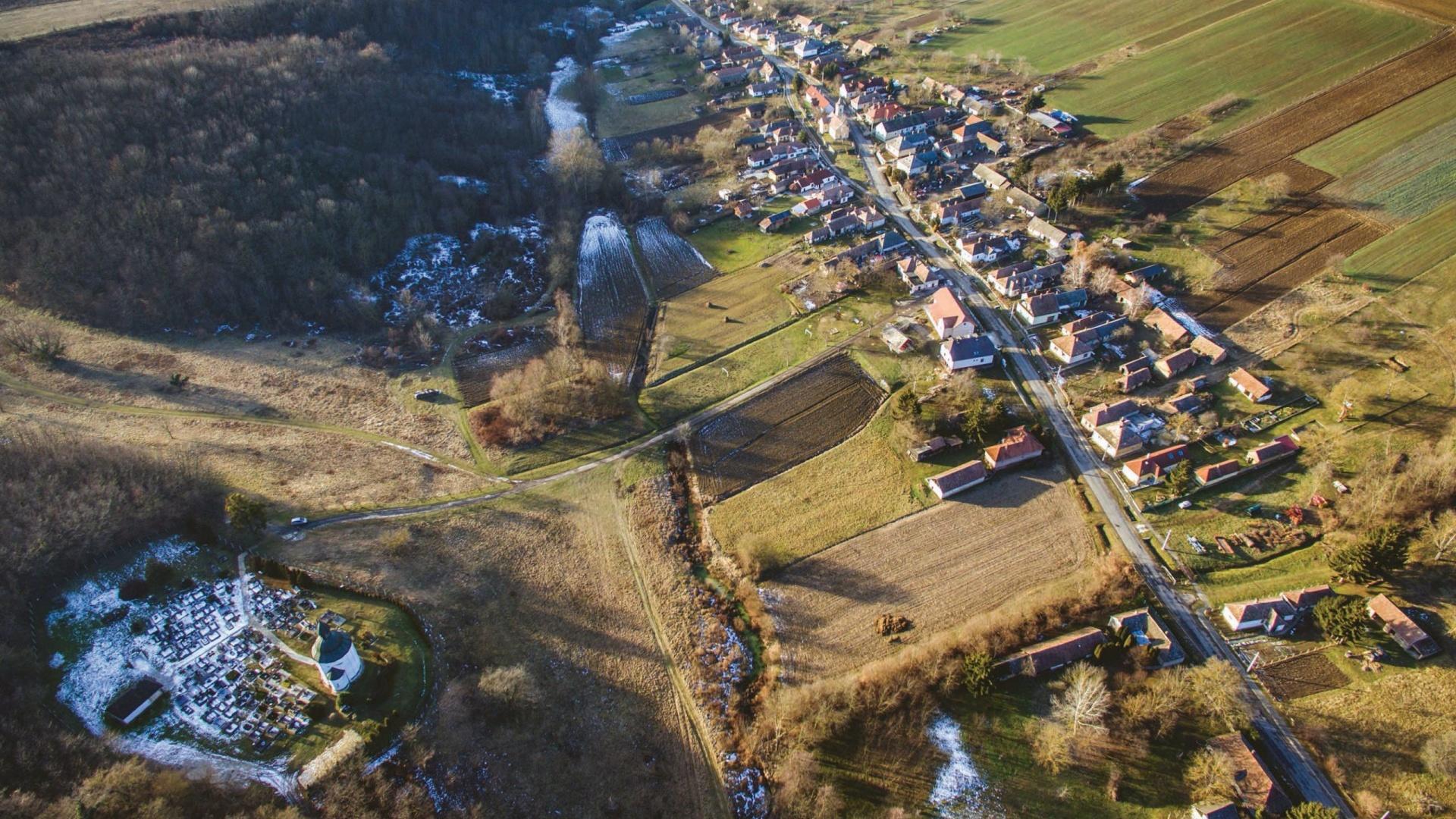Ebben a magyar faluban még nem volt koronavírus-fertőzött