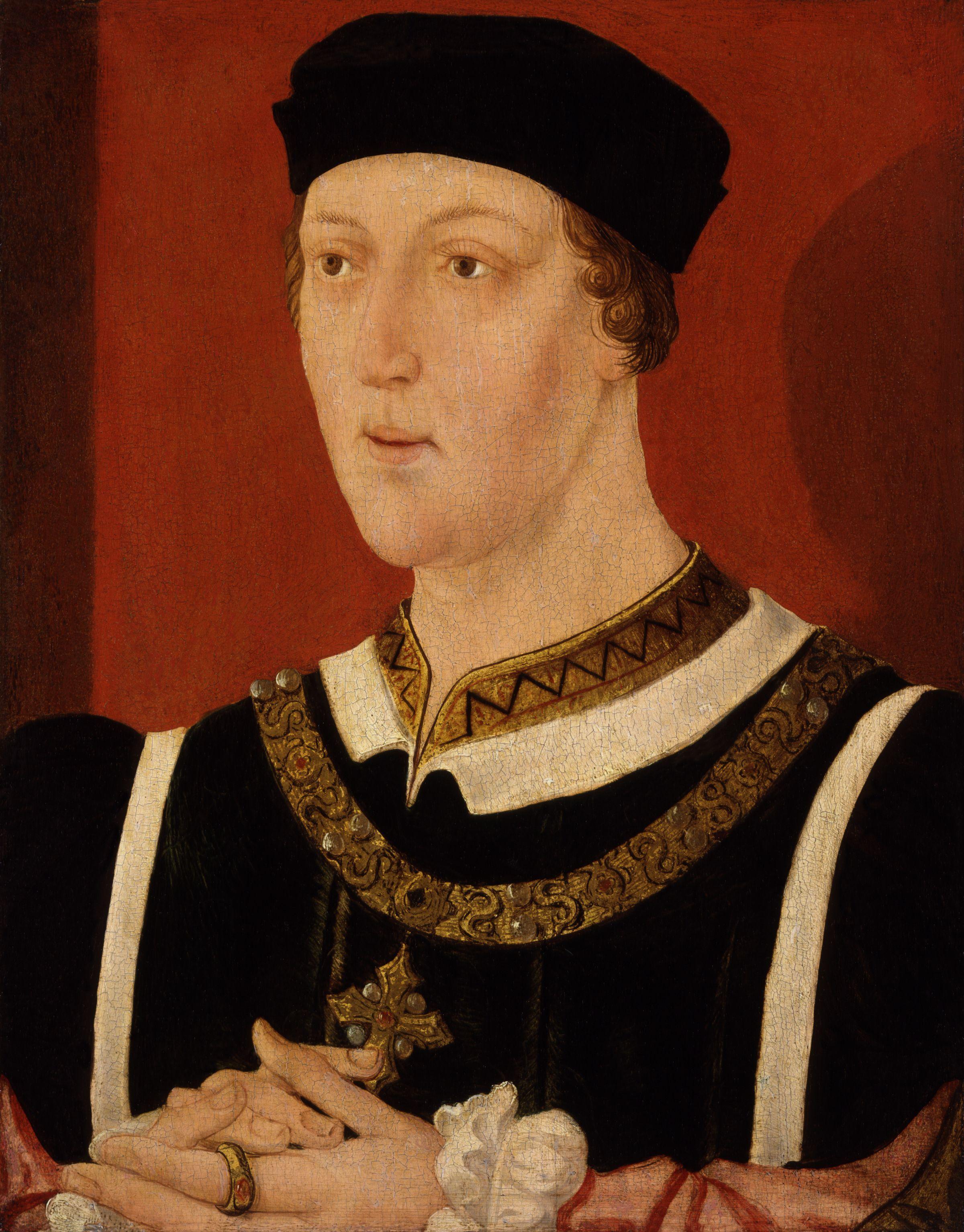 VI. Henrik nem állt mindig a helyzet magaslatán (forrás: Wikipedia)