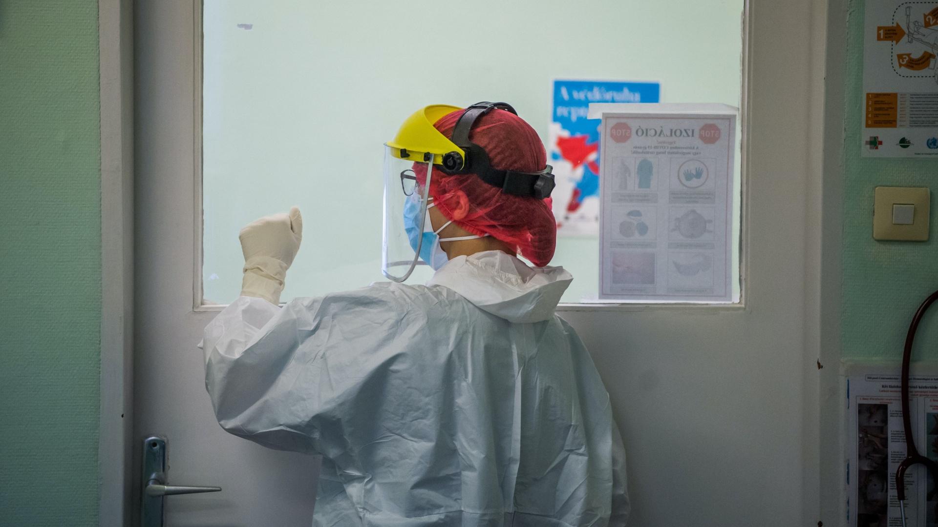 Koronavírus orvos