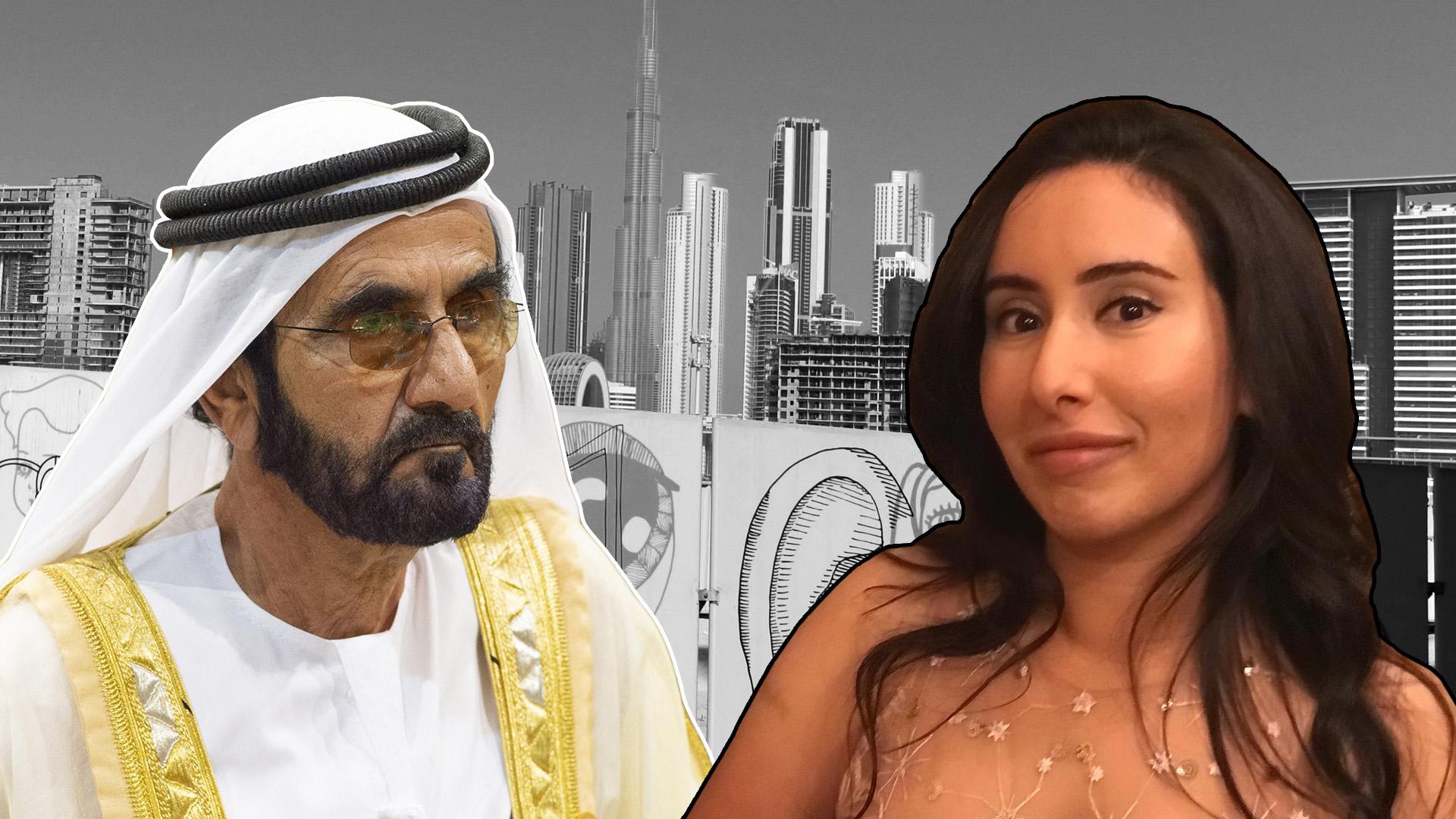 Saját lányát tartja fogva a dubaji uralkodó