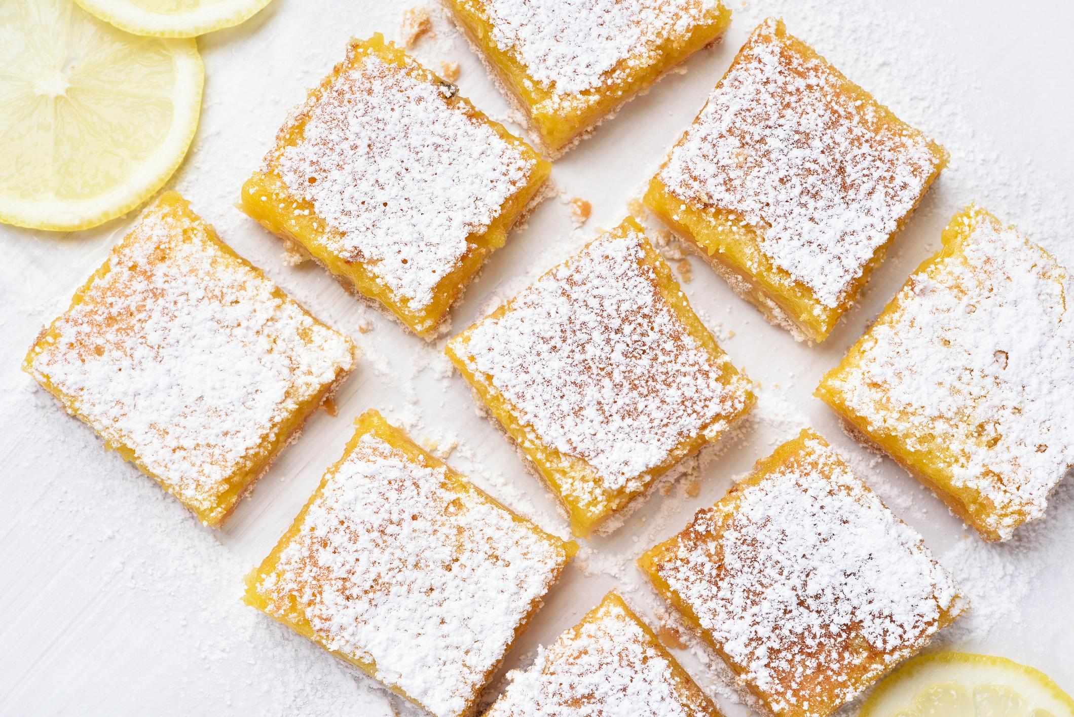 Készíts citromos sütit húsvétra