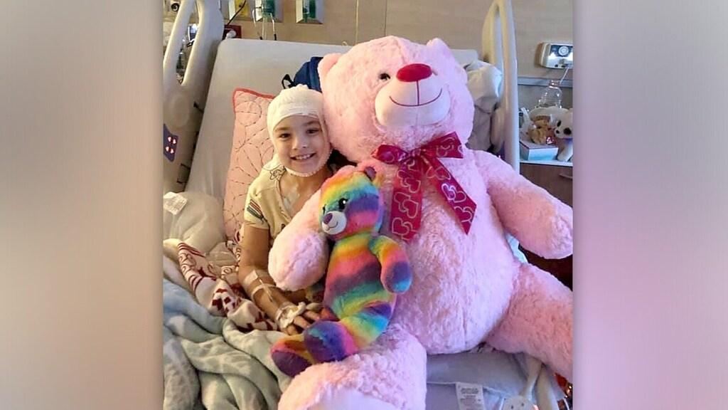 Segített családjának összeszedni a műtéteire a pénzt a 7 éves alabamai kislány