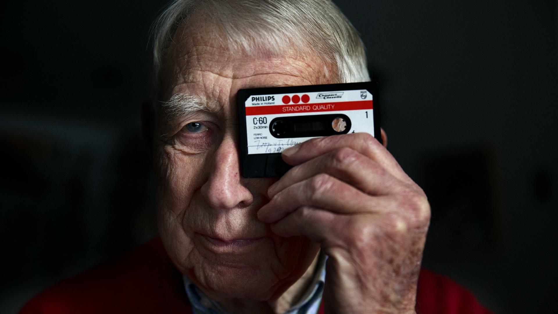 Lou Ottens, a magnókazetta feltalálója