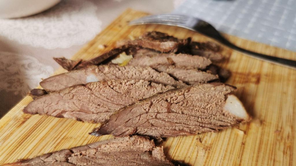 Őz- és szarvashús elkészítése