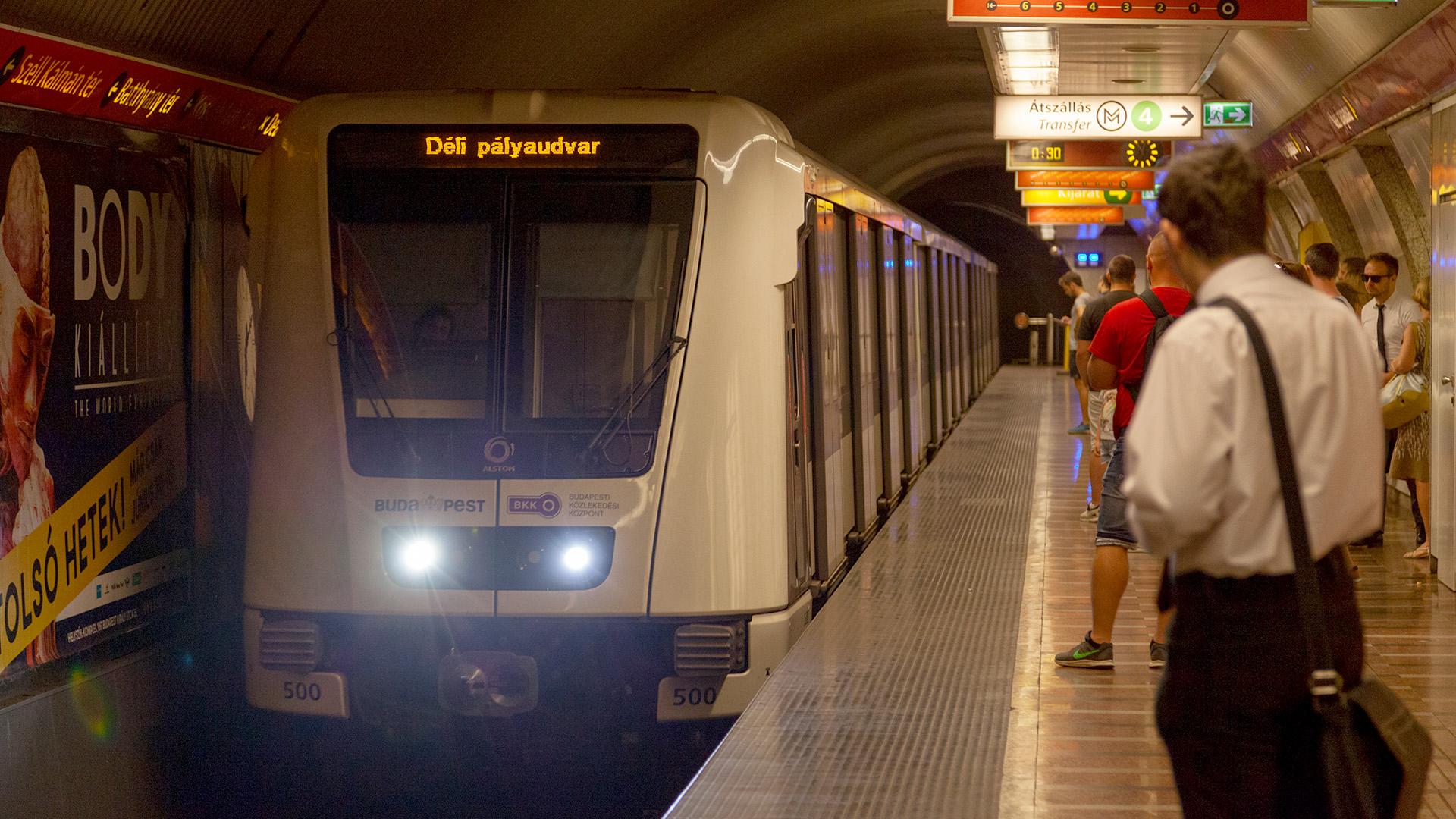 A járvány a metrót is térdre kényszerítheti