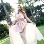 Mihalik Enikő menyasszonyi ruhája nem volt ilyen rafinált