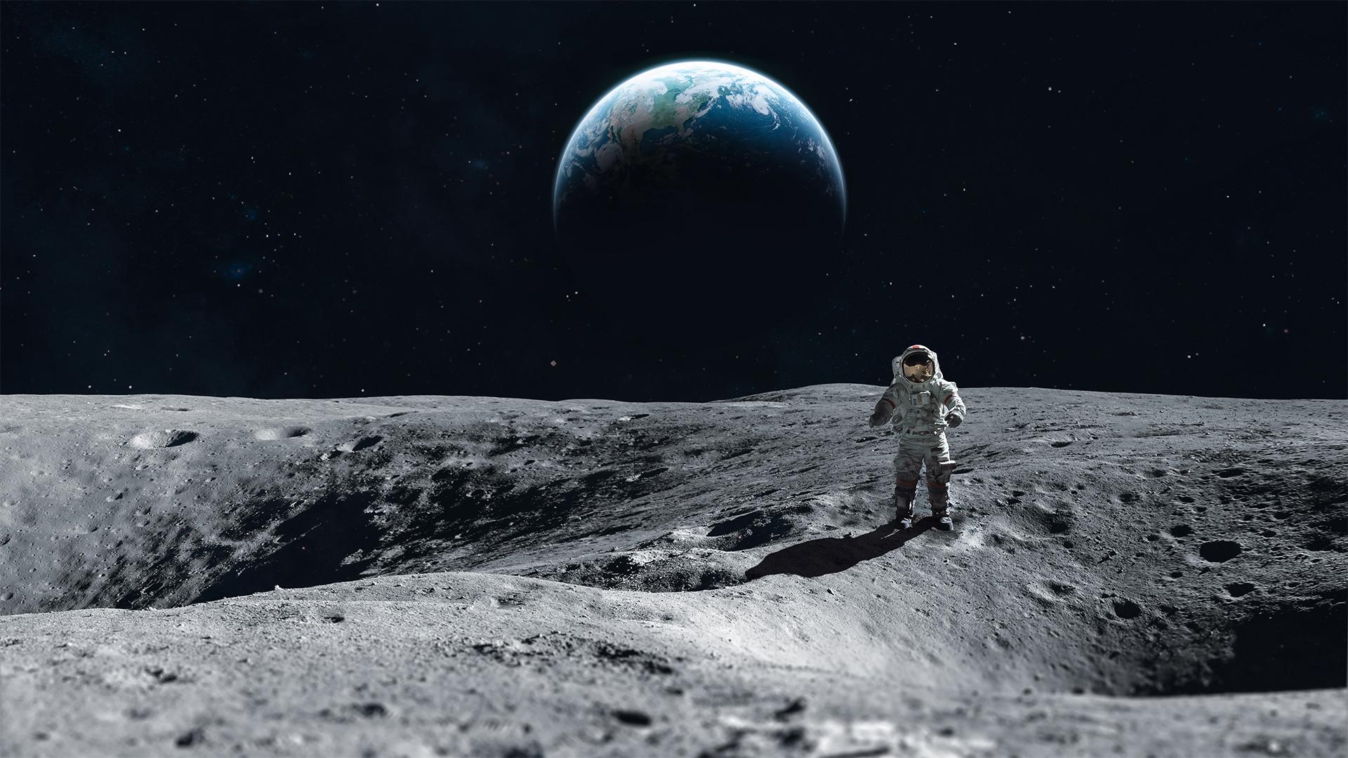 Spermabankot létesítenének a Hold felszíne alatt