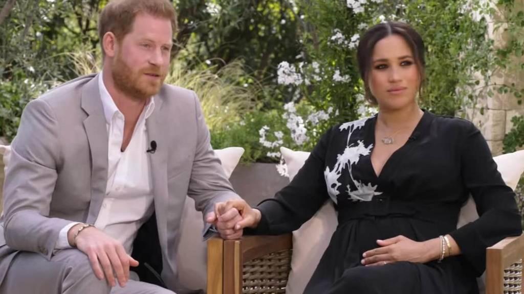 Harry herceg és Meghan Markle az Oprah interjúban