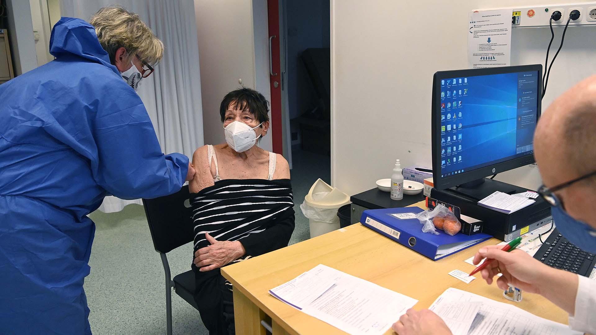 Koronavírus védőoltás
