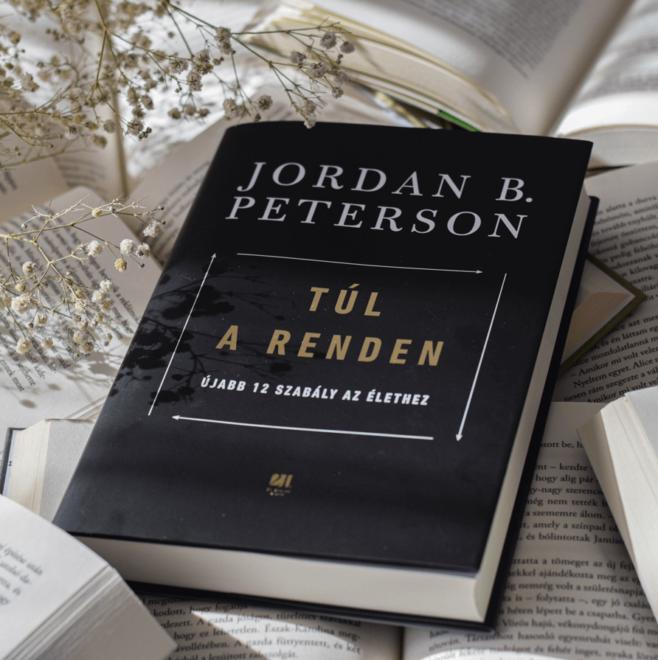 Kritika Jordan B. Peterson könyvéről, a Túl a rendenről