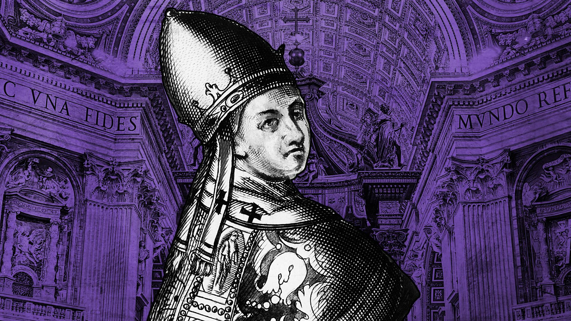 Szodomita pápa volt IX. Benedek