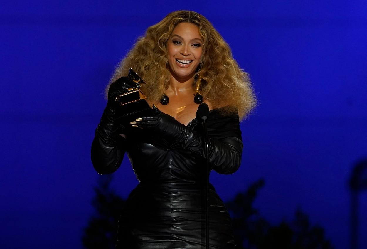 Beyonce történelmet írt