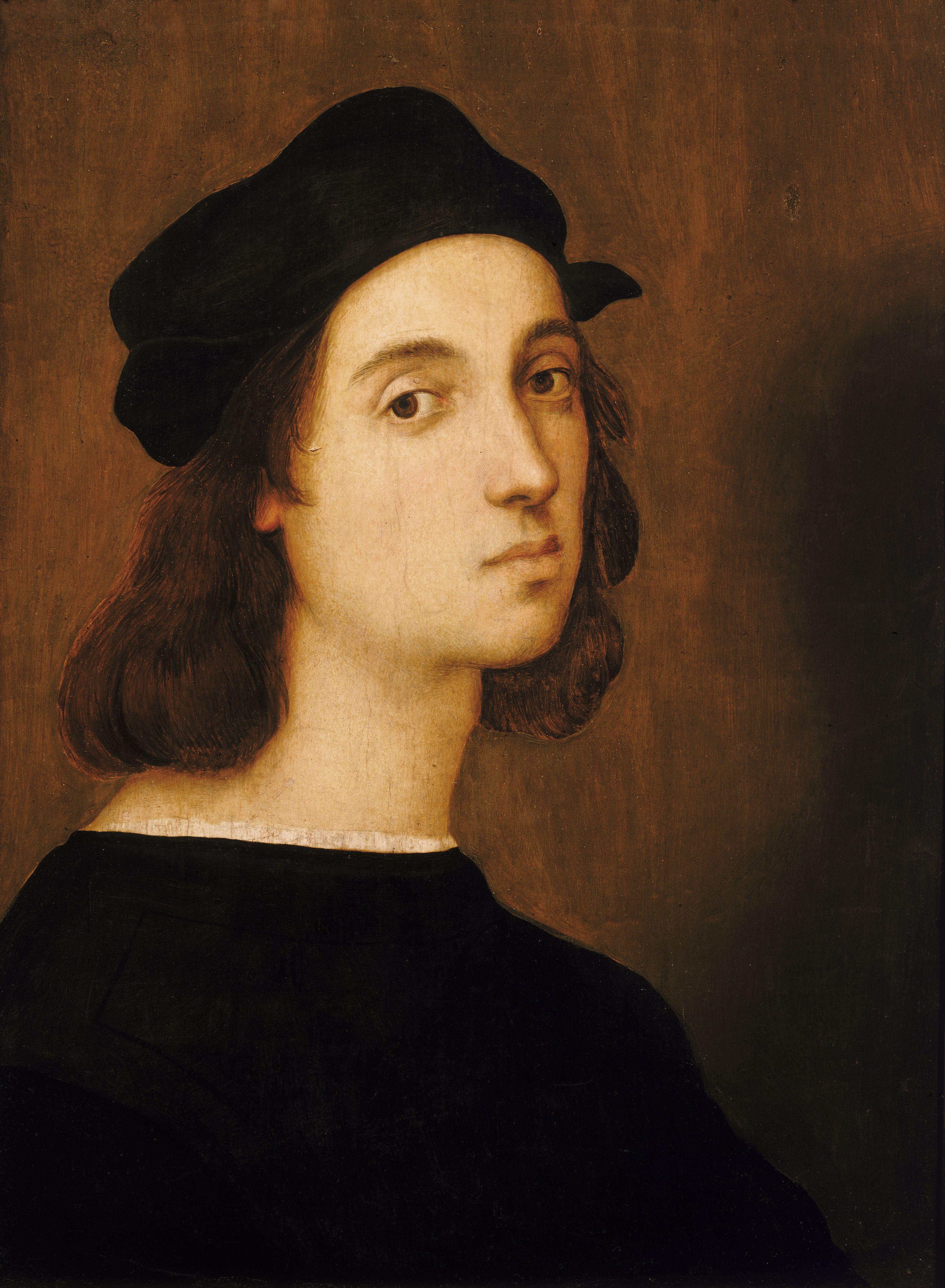 Raffaello, a reneszánsz szexgép (forrás: Wikipedia)