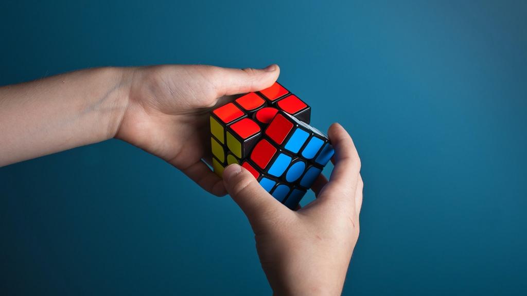 Lábával is képes kirakni a Rubik-kockát a Guinness-világrekorder nyolc éves kisfiú