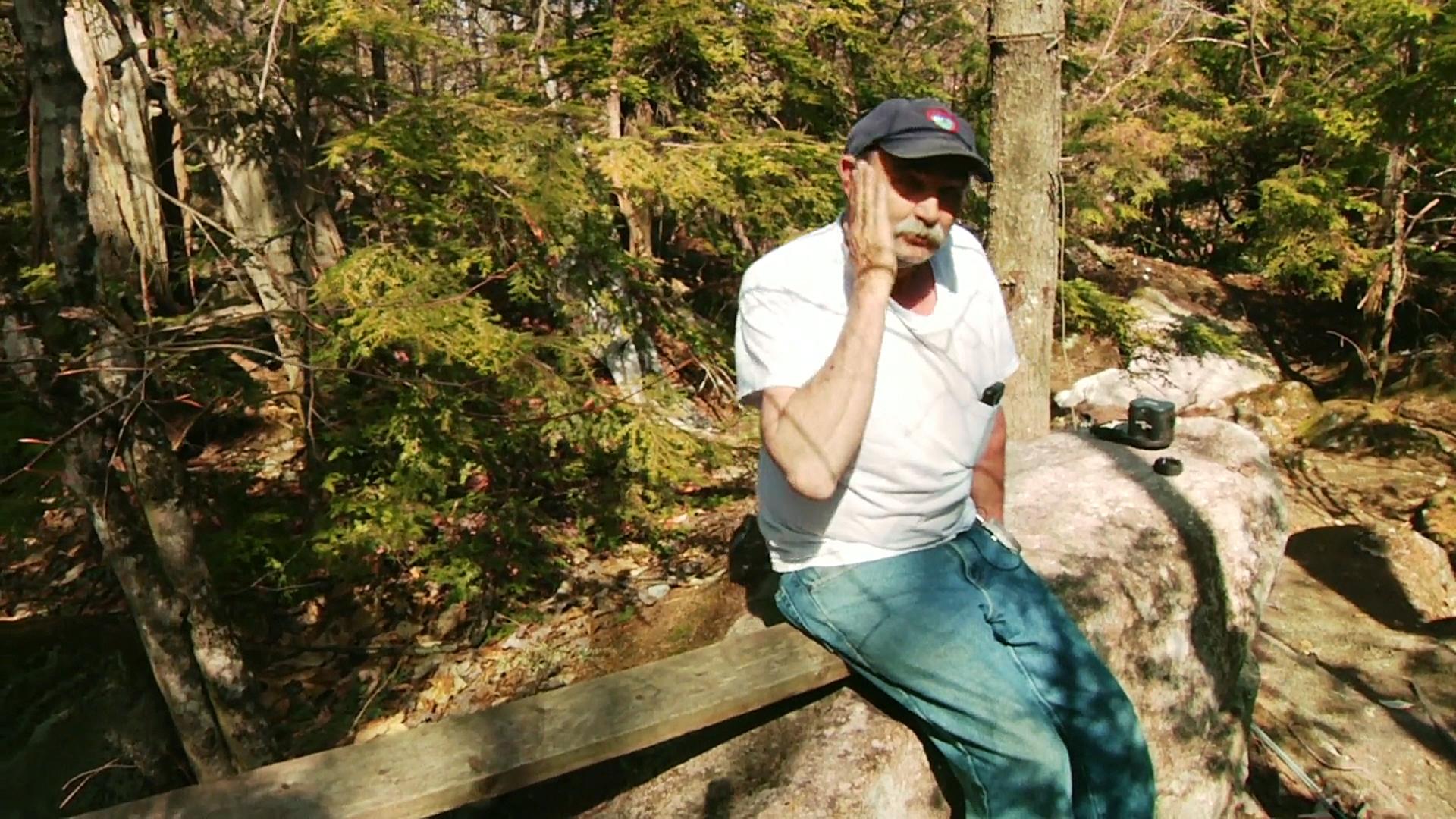 27 évig bujkált az erdőben az Északi-tó remetéje