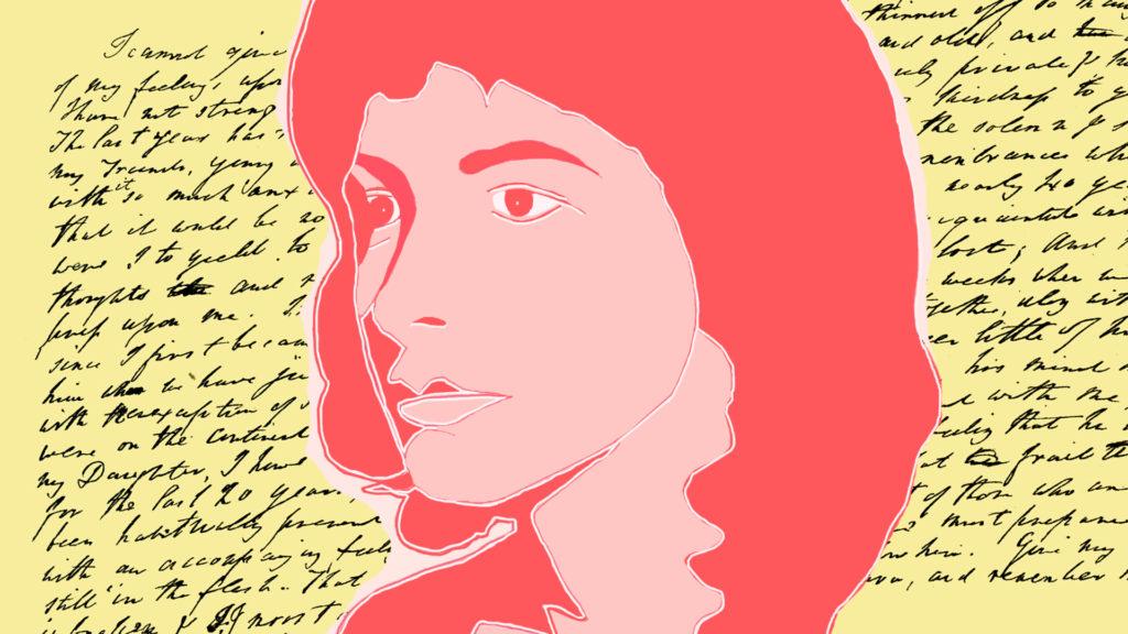 Susan Taubes, a budapesti születésű írónő és filozófus
