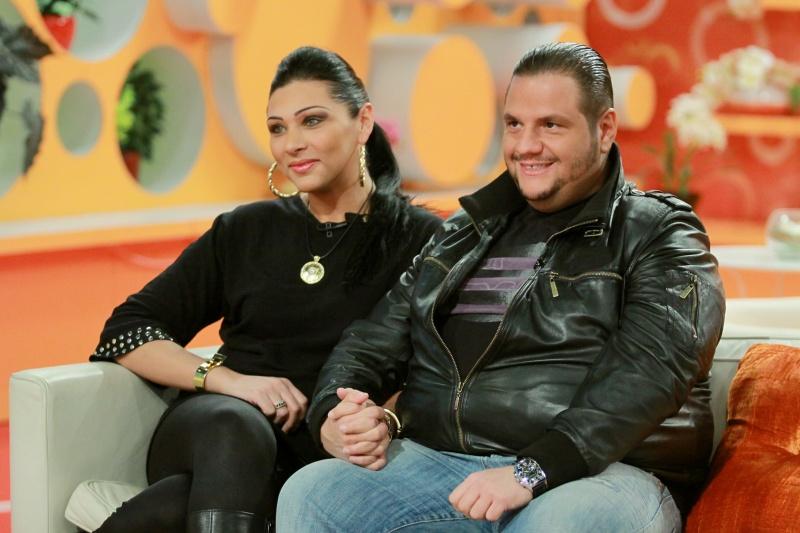 Emilio és Tona régi képe, 2011-ből
